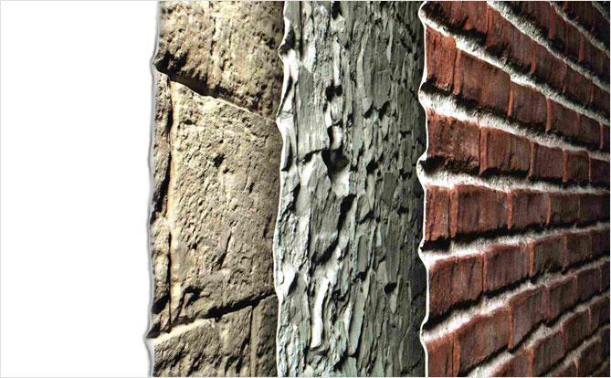 Spazioarreda: rivestimenti murali in finta pietra