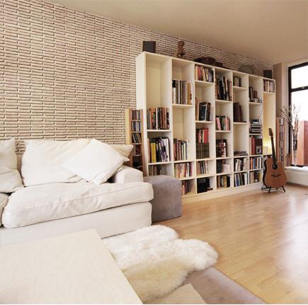 Rivestimenti per pareti interne soggiorno