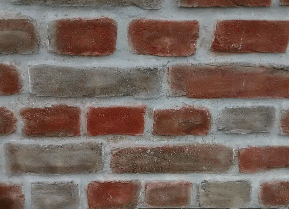 Pannello finto mattone rustico totalstone m267 pannelli for Pannelli polistirolo finta pietra mattoni